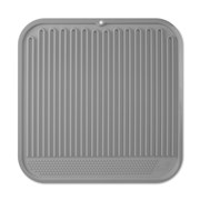 Draining Mat Silicone French Grey (L257S)